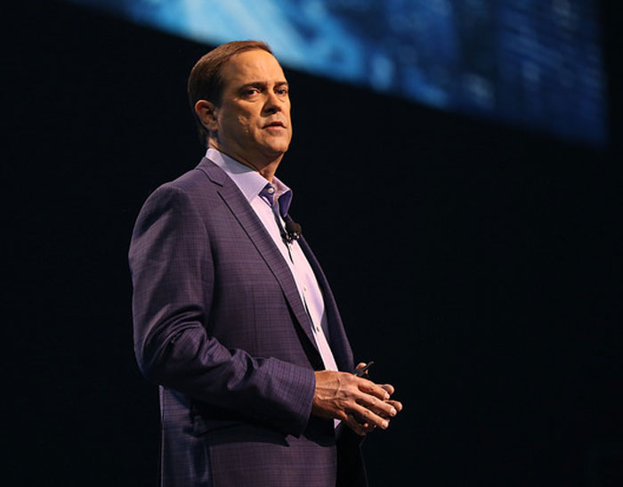 Cisco Ceo Chuck Robbins Cisco Live 2016 Keynote