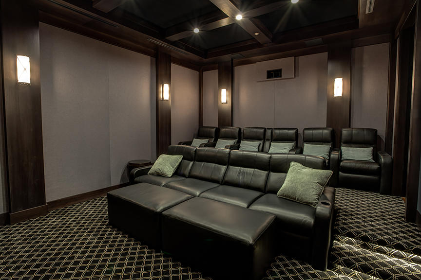 Cedia S 2016 Award Winners The Best Home Theaters And