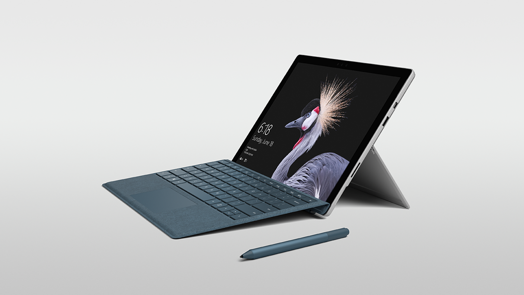 Microsoft publishes video of its Surface Pro launch...in English