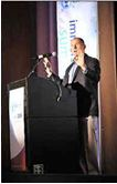 NAB Show with Telepresence Options - Howard Lichtman Speaking.JPG