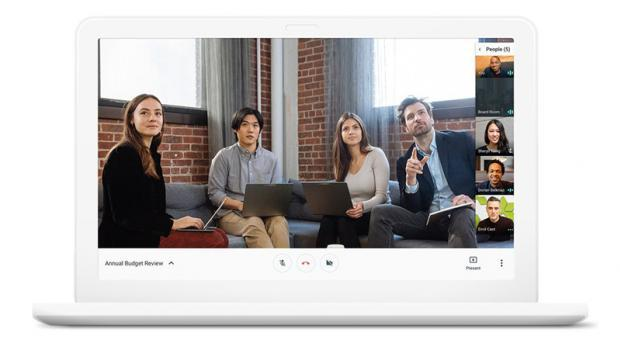 Google challenges Slack, Microsoft and Amazon with new Hangouts Meet and Chat