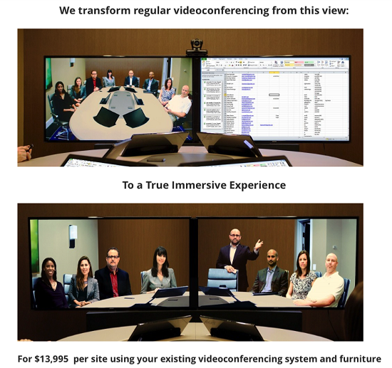 Array-telepresence
