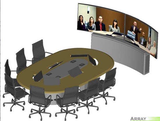 Array_3D_Table_Front_System_Curved-LR