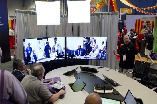 Array_Telepresence_InfoComm_2014