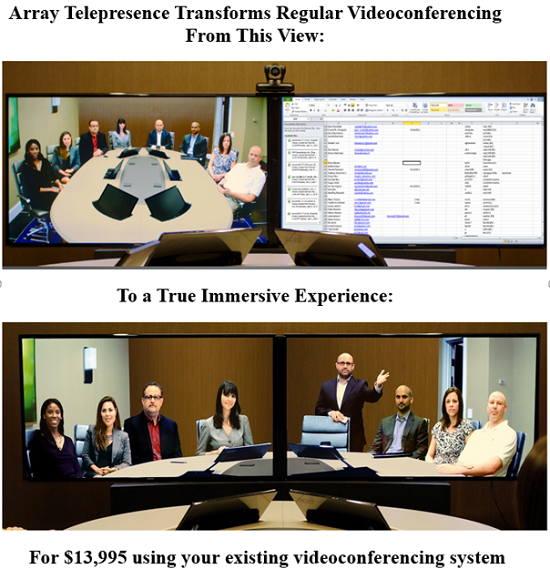 Array_telepresence