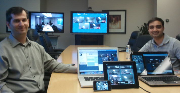 BlueJeans video conf