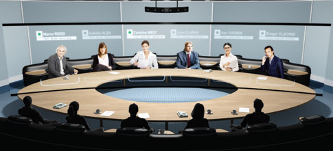 Tandberg Launches T3 Telepresence System And Announces
