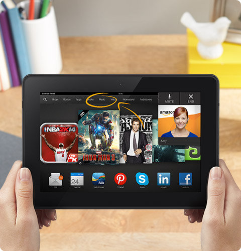 kindle fire advisor