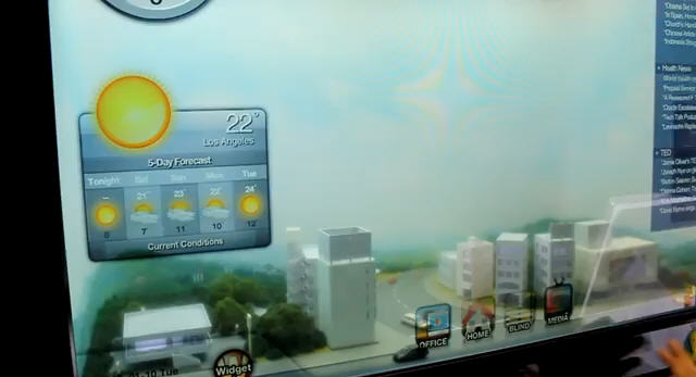 Samsung S 22 Inch Smart Window Is Also A Monster Tablet