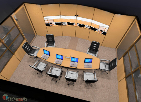 Telanetix Launches New ICE Telepresence Product Telepresence