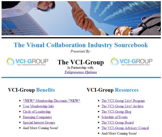 VCI-Group services