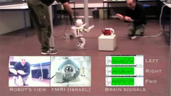 VERE's Mind Controlled Robot