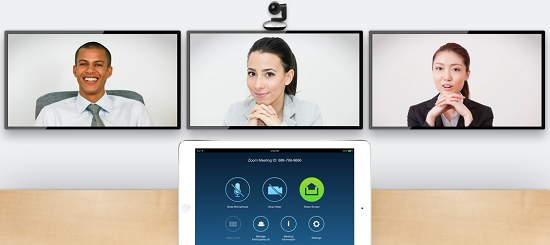 ZoomPresence: Bringing Zoom conferencing to the Conference Room ...