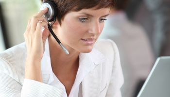 call center videoconferencing