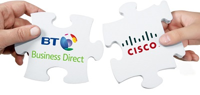 Cisco BT Partnership