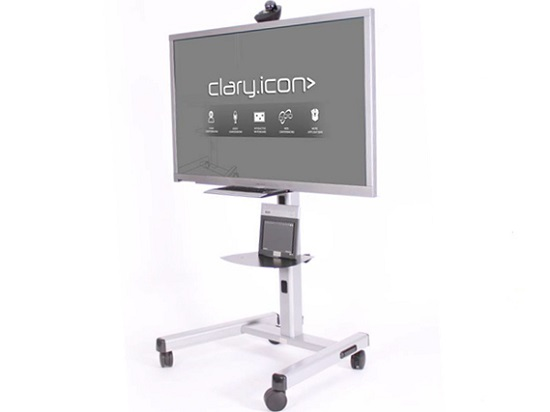 clary onescreen whiteboard