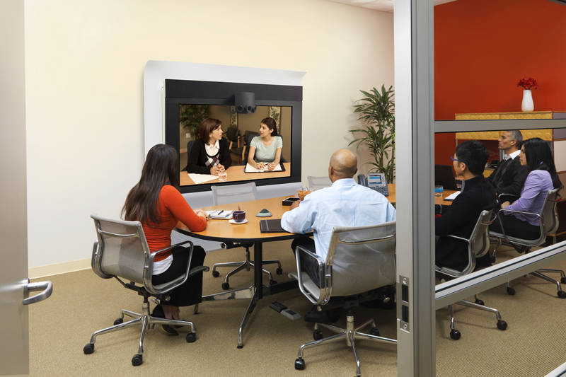 Publicly Available Telepresence Explodes Marriott