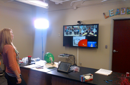 Videoconferencing Education