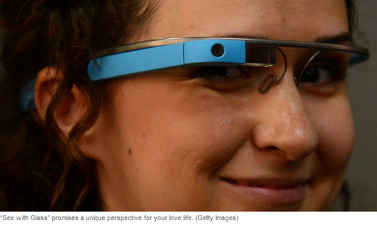 Google sex with glass