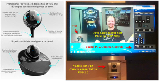 isa3 - Infocomm Show 2012 - Awards - Logitech and Vaddio USB Cameras.jpg
