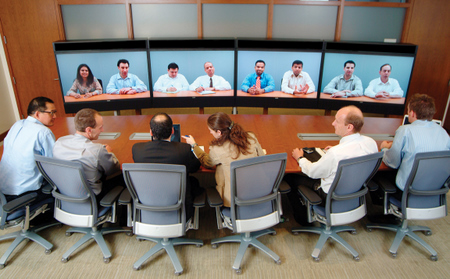 Law Firms, Legal Technology, and Telepresence - Teleconferencing ...