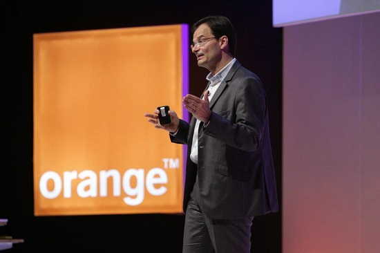 orange business services speaker