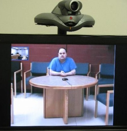 jail video conference
