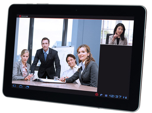 Polycom Real Presence Mobile on Android