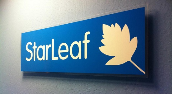 starleaf sign