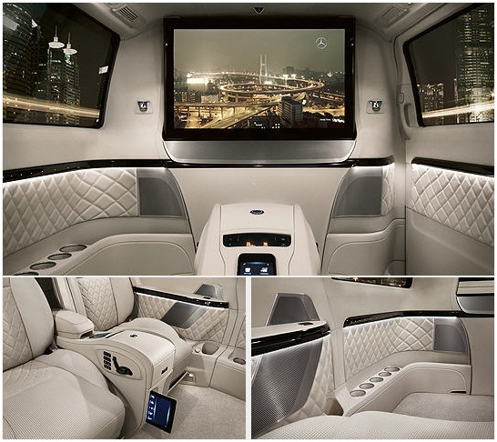 mercedes benz viano vision diamond is ready to. Black Bedroom Furniture Sets. Home Design Ideas