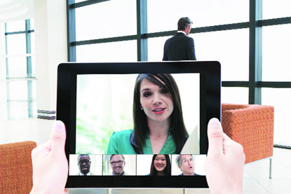 video conferencing_tablet