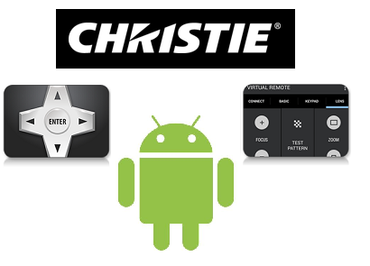 christie android app