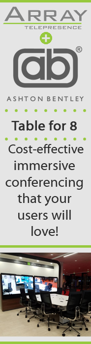 Cost-effective immersive conferencing that your users will love!