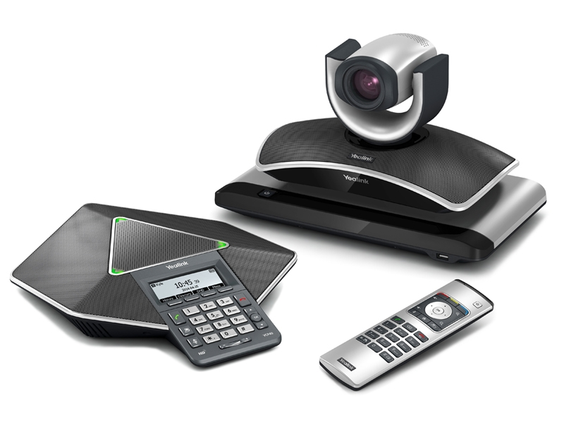 Yealink Works with Zoom to Combine Video Conferencing Endpoint and Cloud  Service - Telepresence Options
