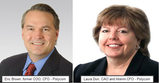 Polycom_Eric_Brown_and_Laura_Durr
