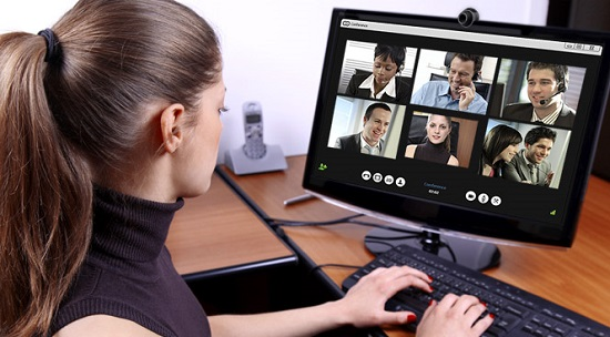 office video call